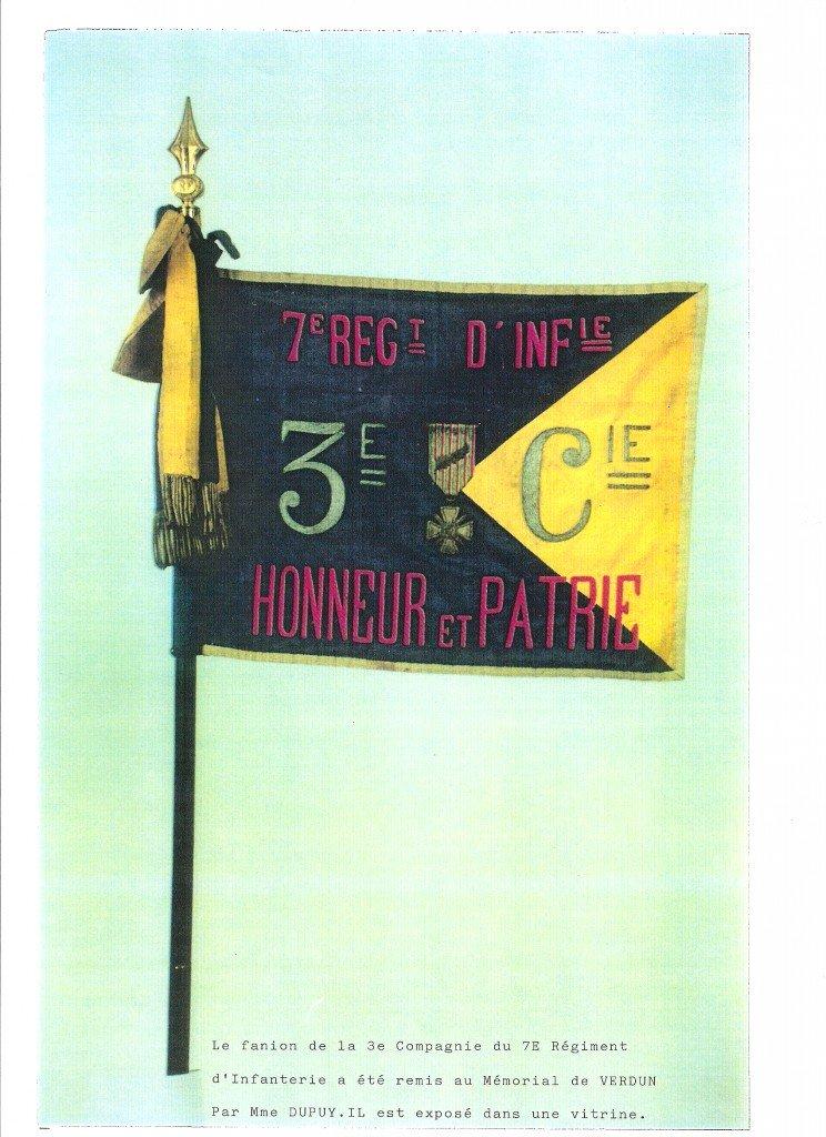 La 3é Cie du 7é R.I. avec kléber Dupuy pendant 14/18...   suite 3 sc00020e70-744x1024