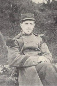 Caporal J. A. Peugeot