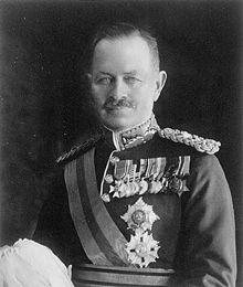 général BYNG  Cdt du corps expéditionnaire Canadiden