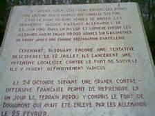 Texte de la stèle