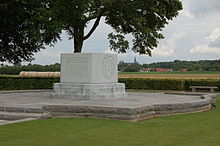 Memorial Canadien du Quesnel ( somme )