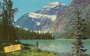 Mnt Edith Cavell au Canada