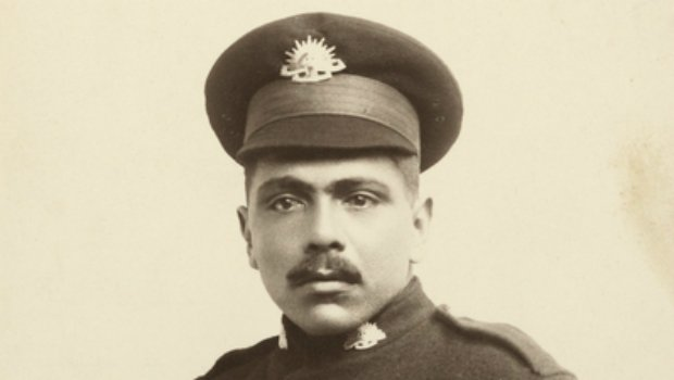 soldat W.C.Georges Saunders originaire de l'état de Victoria engagé en 1916