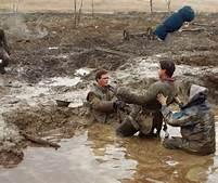 Passchaendaelle: la boue