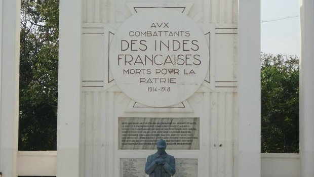 Les Soldats Des Comptoirs Français En Inde Pendant La Grande Guerre