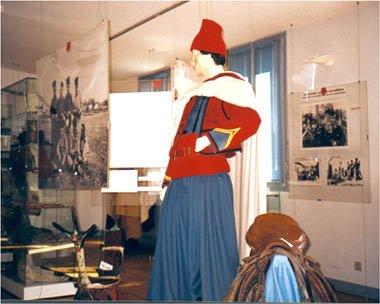 Musée Du Burnous  : La Horgne
