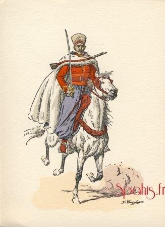 Spahis marocain