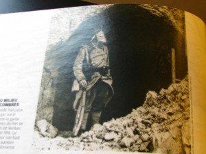 sentinelle au fort de Souville