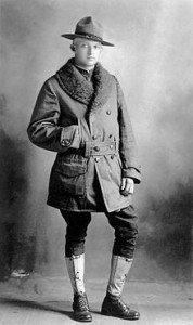 """soldat américain de la guerre 14-18 """" doughboys """" ou """" sammies """""""