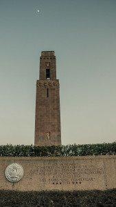 Le Naval Monument américain à Brest