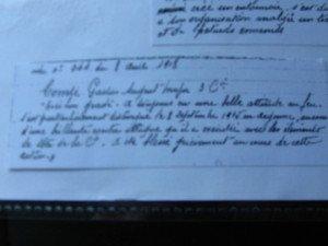 0ctation de G. COMTE  - Ordre de l'Armée - 800:0400:1918