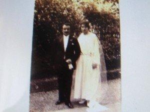 Mariage en 1922