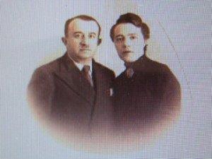 Mariage avec Louise 1940