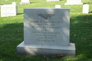 en l'honneur de Georges W Halilton